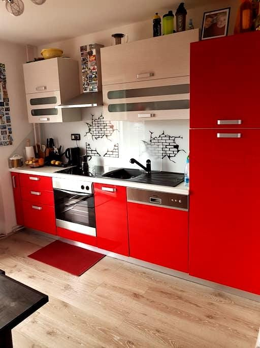 Privat  - small apartment near Postojna cave - Postojna - Leilighet