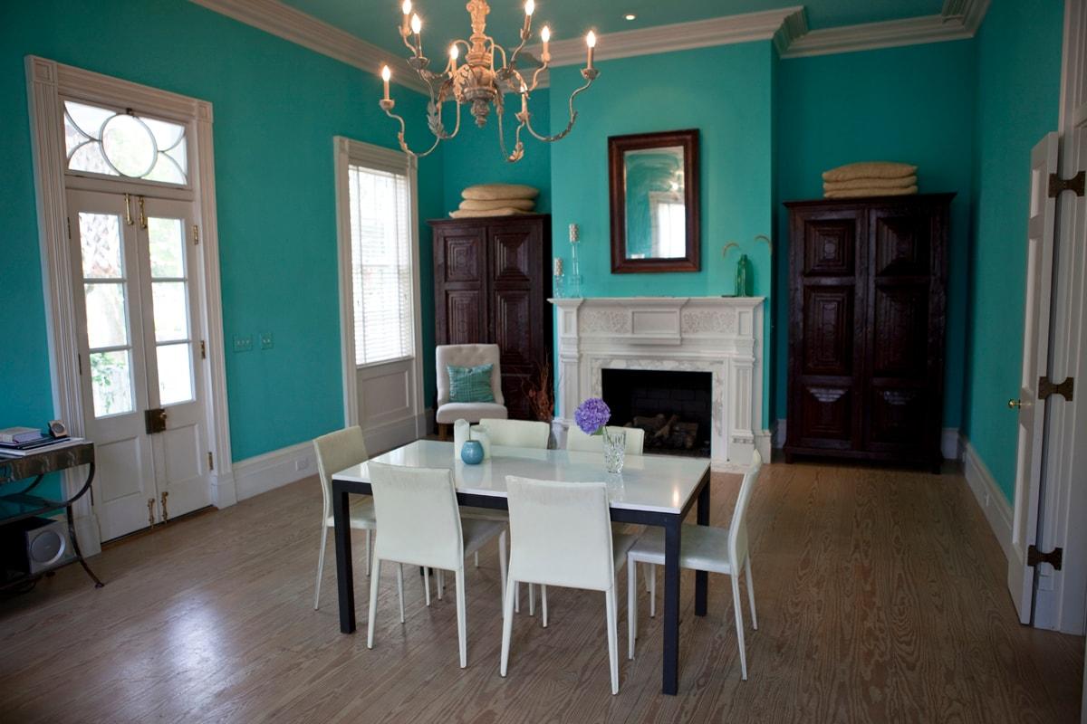 Retreat in Charleston
