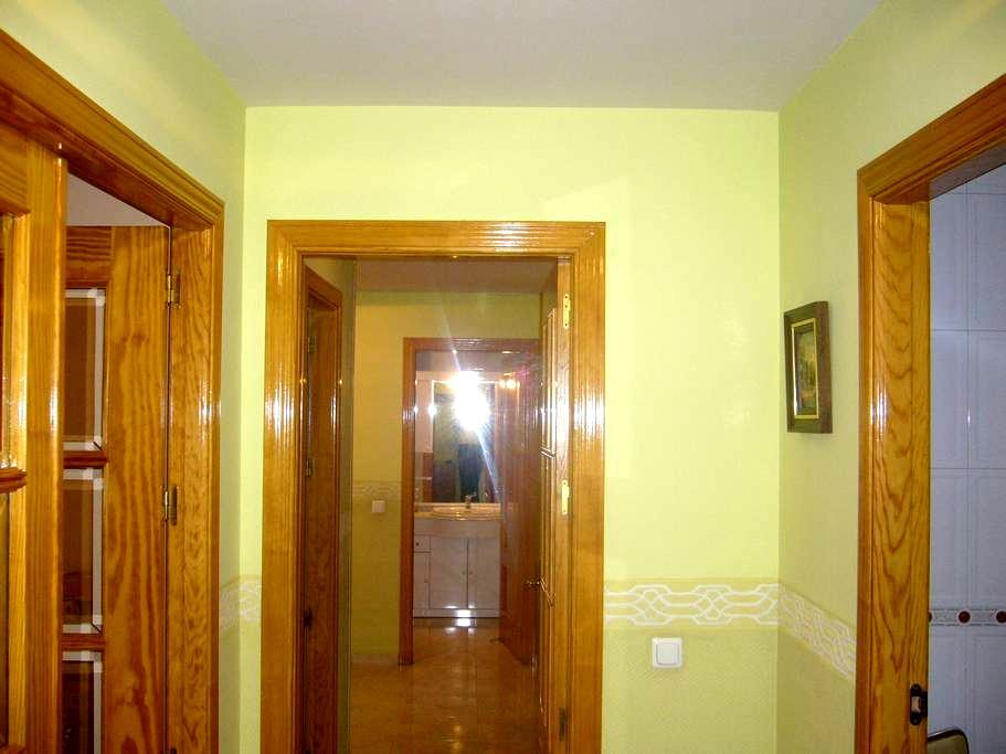 CENTRICO PISO EN TOMELLOSO - Tomelloso - Apartamento
