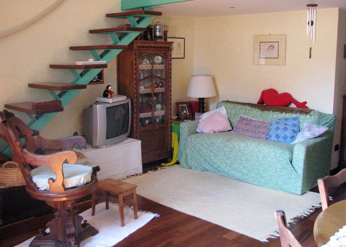 Via Capo le Case:Charming apartment