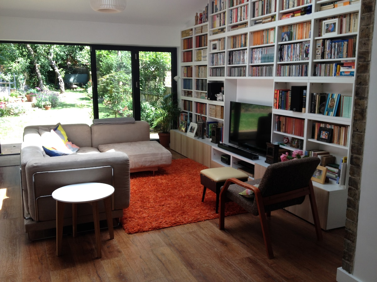 Perfect flat for family holidays