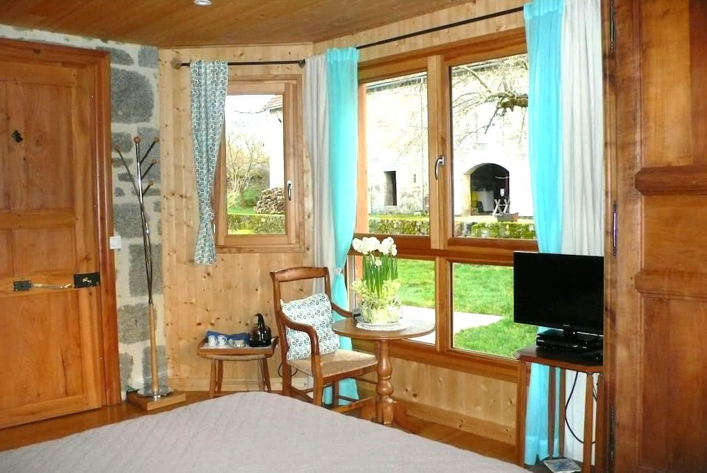 Casa Geppetto - Saint-Georges-Nigremont - Inap sarapan