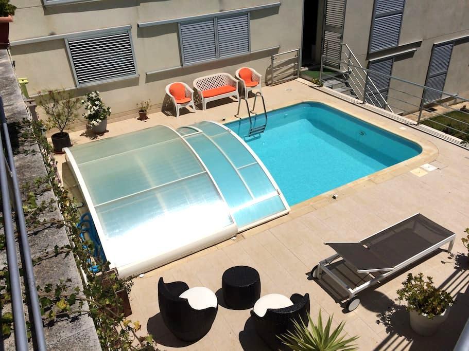 Maison avec piscine costa dorada - Riudecanyes - House