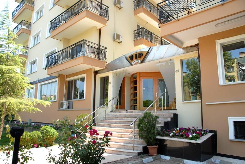 Beautiful Apartment in City Center - VIP Apart - Bursa - Apartamento