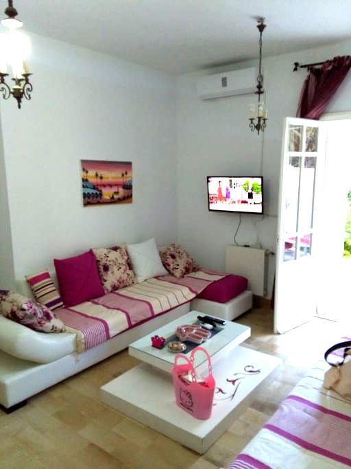 appartement s+2 à hammamet nord - Nabeul