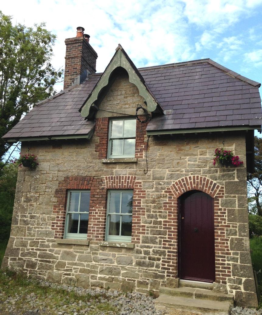 Masters Cottage, Kiltykere, Grange