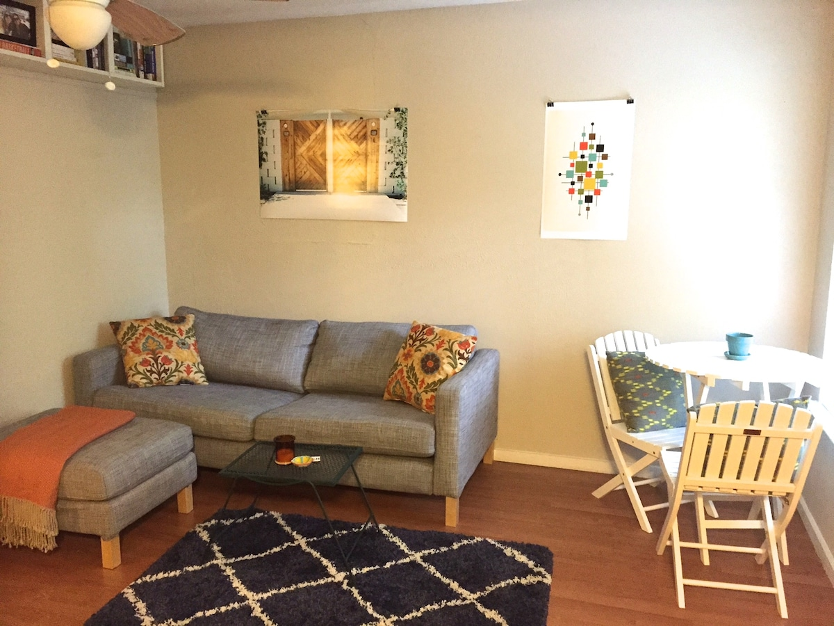 Eastside Apt close to Downtown