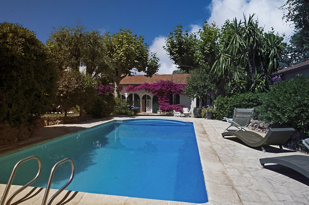 Villa no visavis pool beach 400m