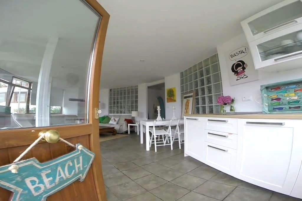 Apartamento ideal entre dos playas. - Suances - Haus
