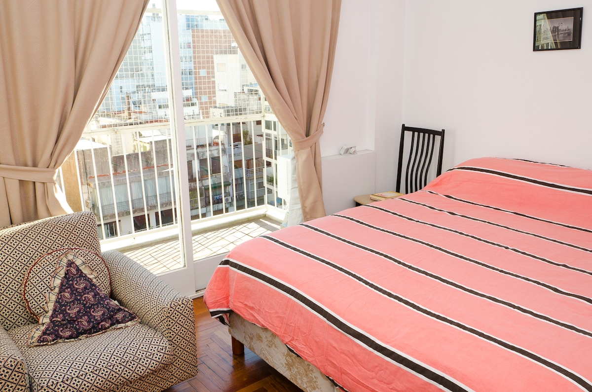 Double Room In Palermo Buenos Aires