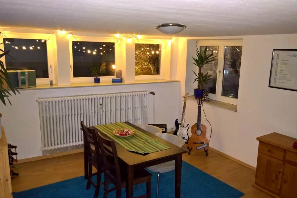 2er WG im ländlichen Grebenstein - Grebenstein - Appartement