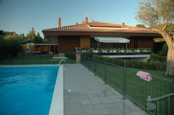Villa Frascati con piscina