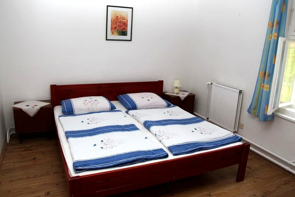twin/double room #2 - Hostel Bohinj - Stara Fužina - Bed & Breakfast