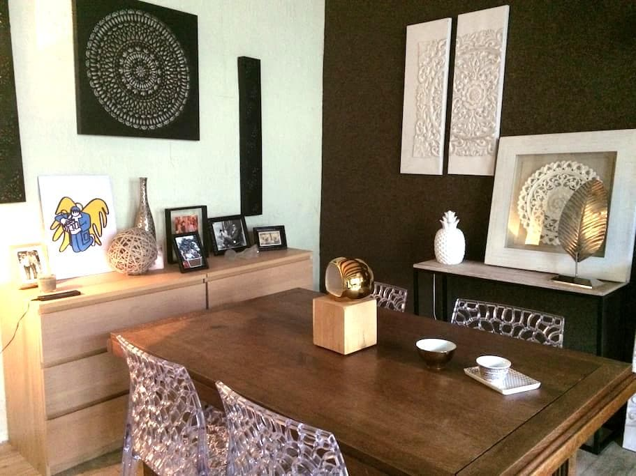 Appartement duplex cœur centre vill - Limoges  - Wohnung
