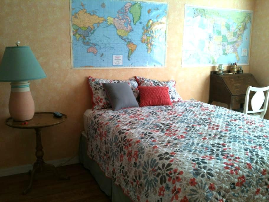 Private room near Manatees - Beverly Hills - Bed & Breakfast