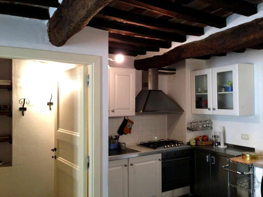 Beautiful House in the hold town - Città di Castello