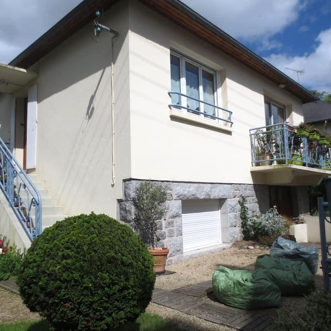Casa del bonheur - Guingamp - Rumah