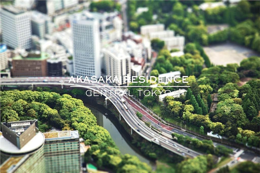 AKASAKA RESIDENCE—  CENTRAL TOKYO - Minato-ku