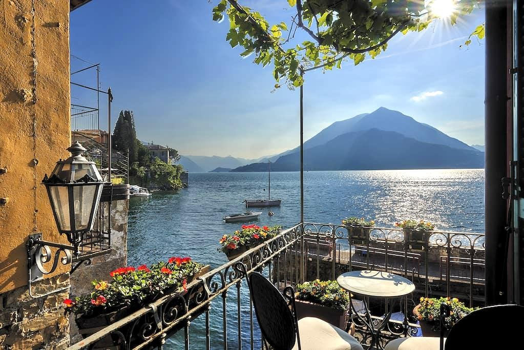 Casa Pergola on lakeshore - Varenna - Apartment