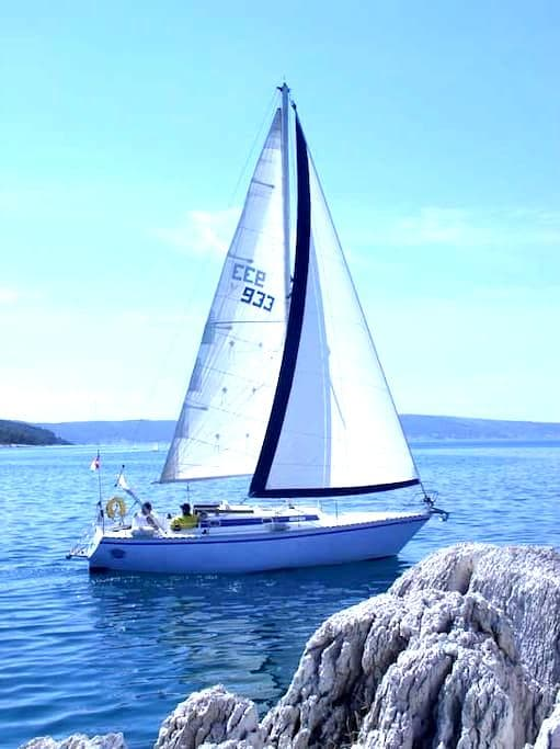 Beautiful adventure with a sailboat - Vrboska