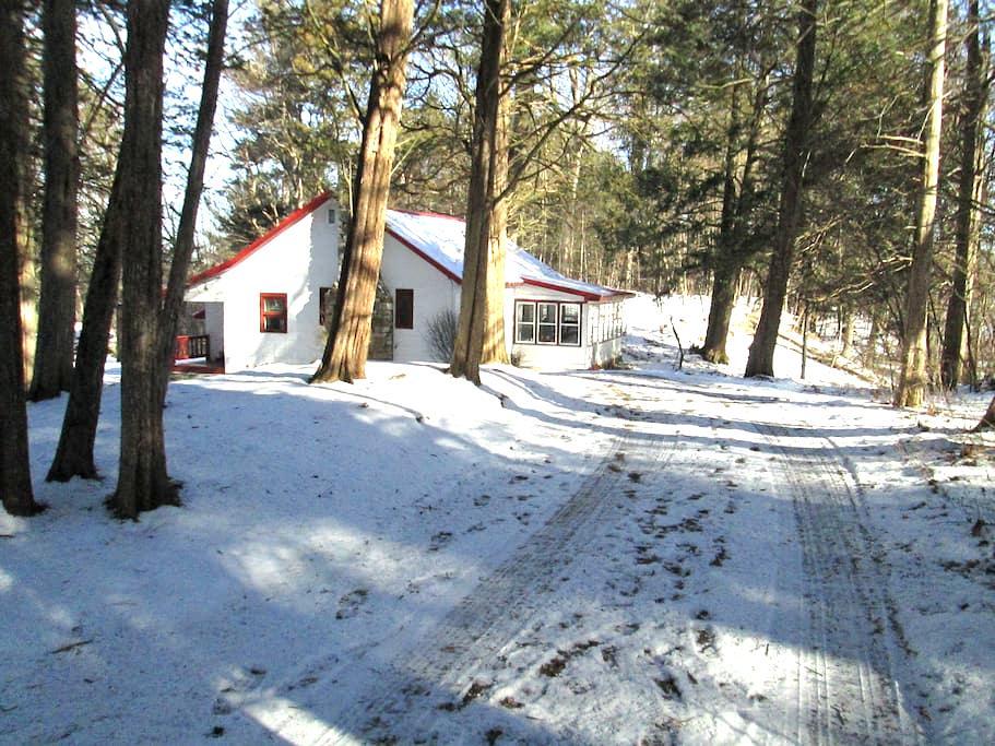 Hudson Valley Cottage - West Camp
