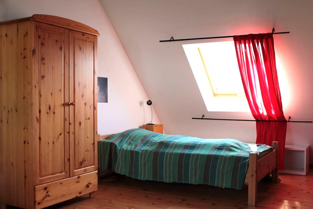 Dachzimmer - Schwetzingen - Haus