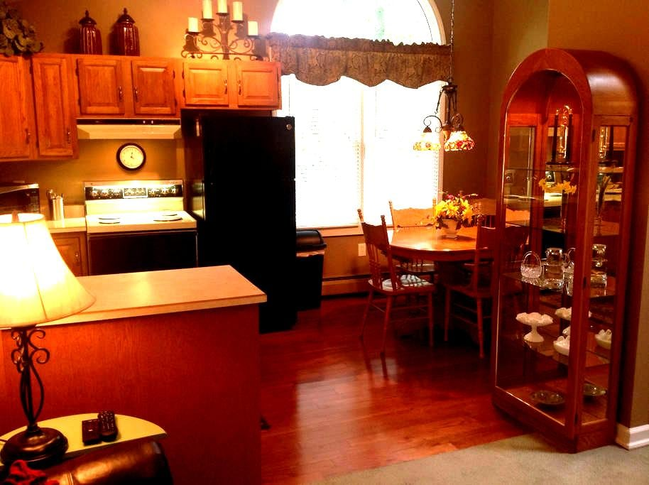 Cozy and inviting in-law apt - Guilford