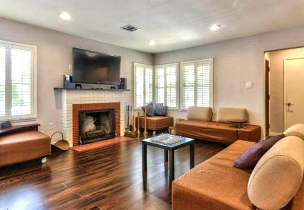 Modern Burbank Home BD+ Private BTH - Burbank - House