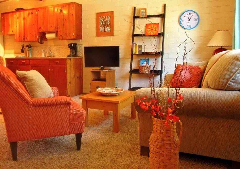 Inviting 1 BD Suite A - Moab - Apartamento