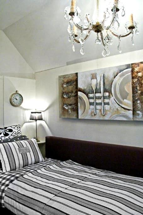 B&B Het Woonrijk Bennekom - Kamer 3 - Bennekom - Bed & Breakfast