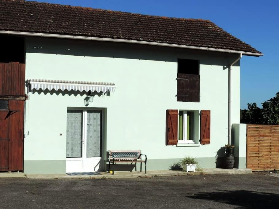 Appartement au calme en Armagnac . - Sion - Huoneisto