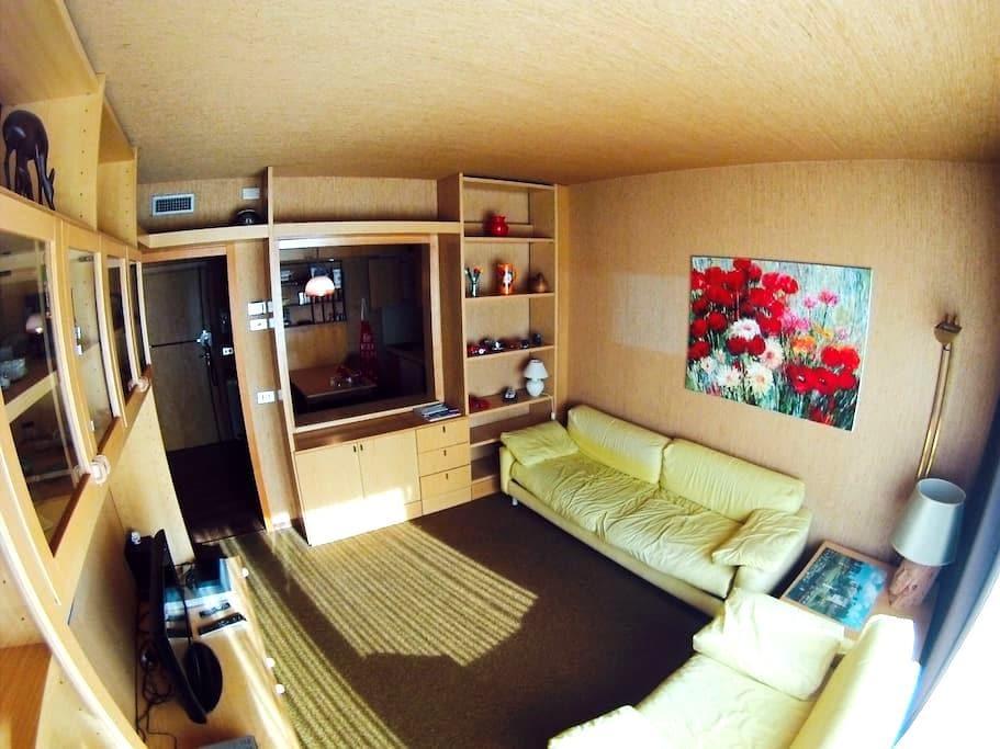 Appartamento in montagna - Pragelato - Daire