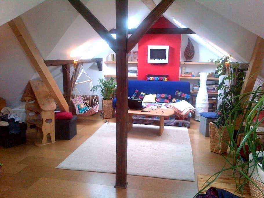 Kinderfreundlicher Dachboden - Georgsmarienhütte