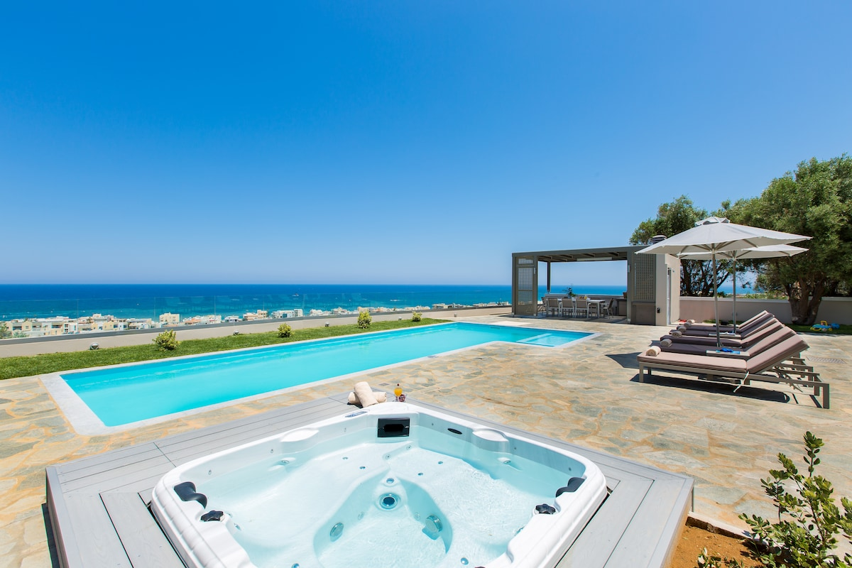 Villa Naya, Premium Villa & View!