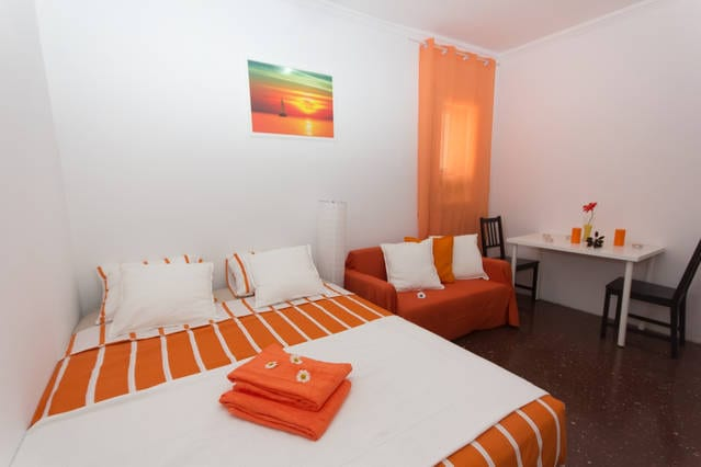 Cozy room for 4 persons city center