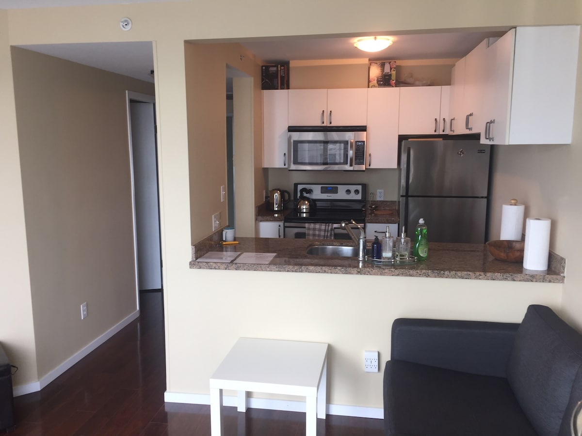 Waterview Downtown Apartment