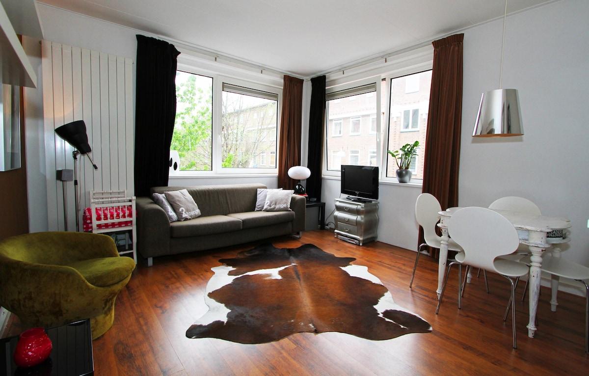 Spacious modern Apartment Amsterdam