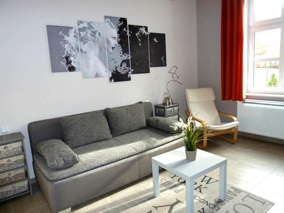 Apartment im Grünen - Chemnitz - Appartement