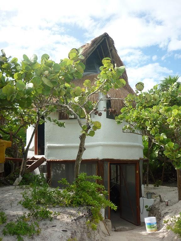***Exotic beachfront cottage***