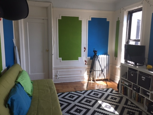 Sunny Renovated One Bedroom