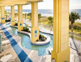 MYRTLE BEACH - 2 BR - POOLS - X