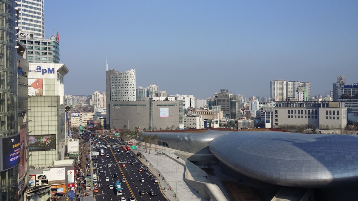 Maxtyle Guesthouse Dongdaemun (4)