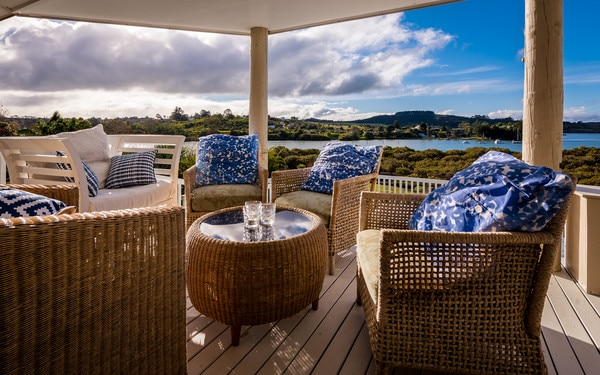 The Lookout on the Kerikeri Inlet