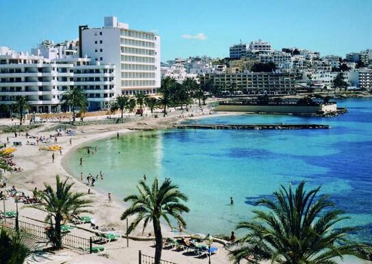 Lovely Big Room in Ibiza