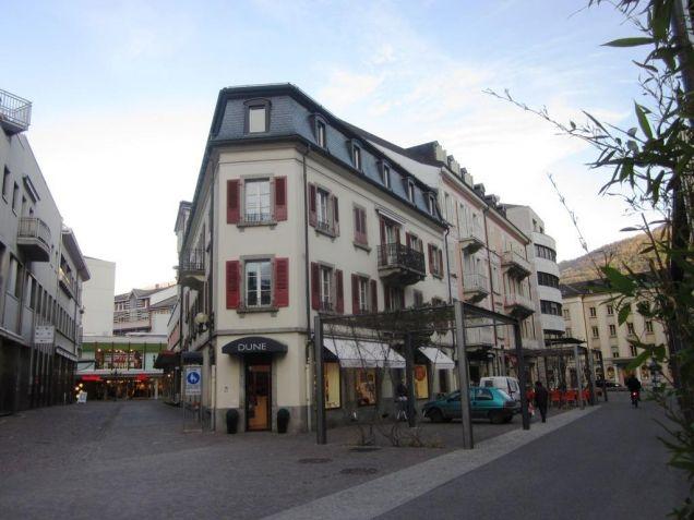 Superbe appartement Sion-centre