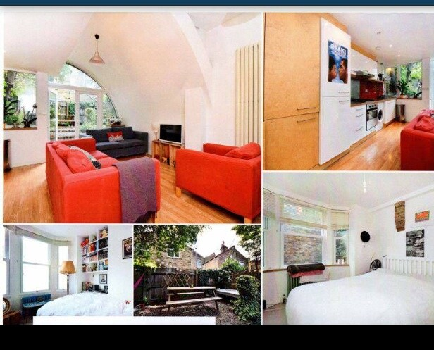 Comfy house in trendy Peckham Rye