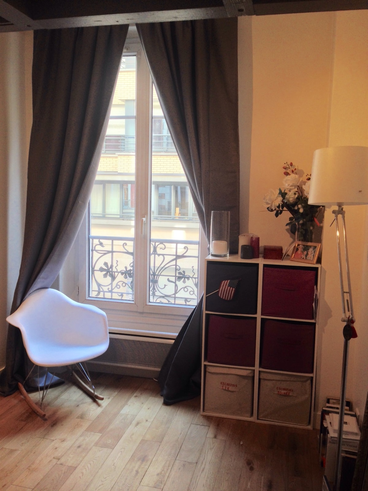 Lovely &sexy studio 10'PARIS Opéra