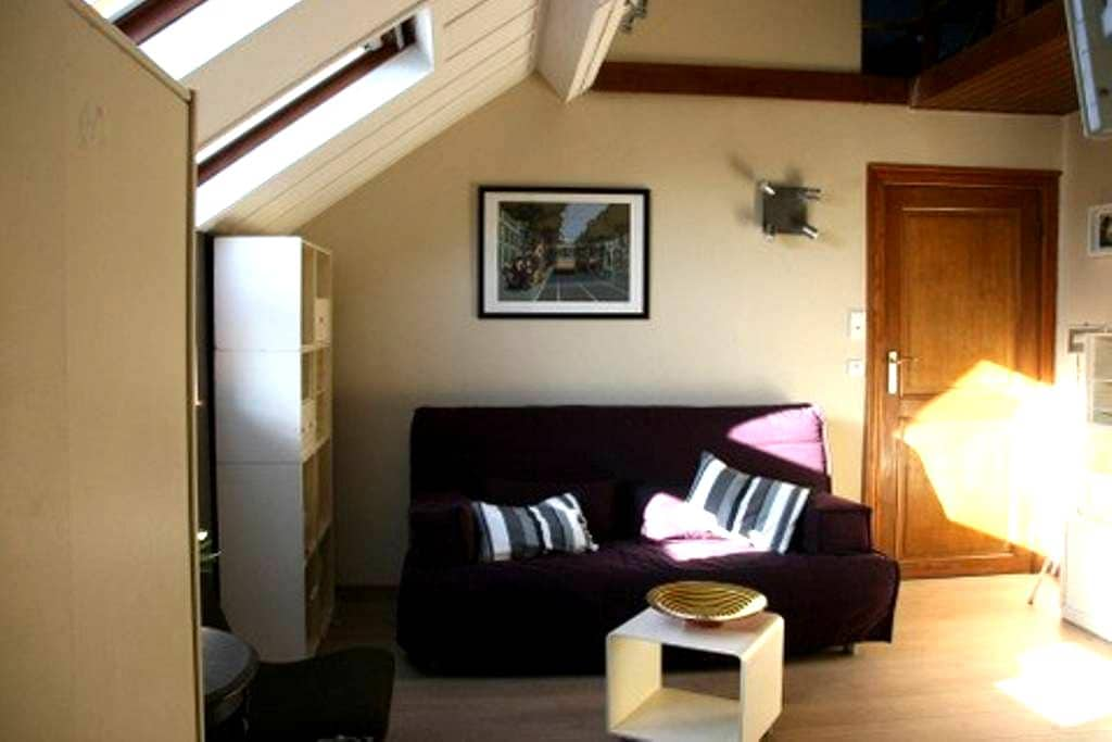 Chez Jeanne, apart for 5, Brussels - Evere - Daire
