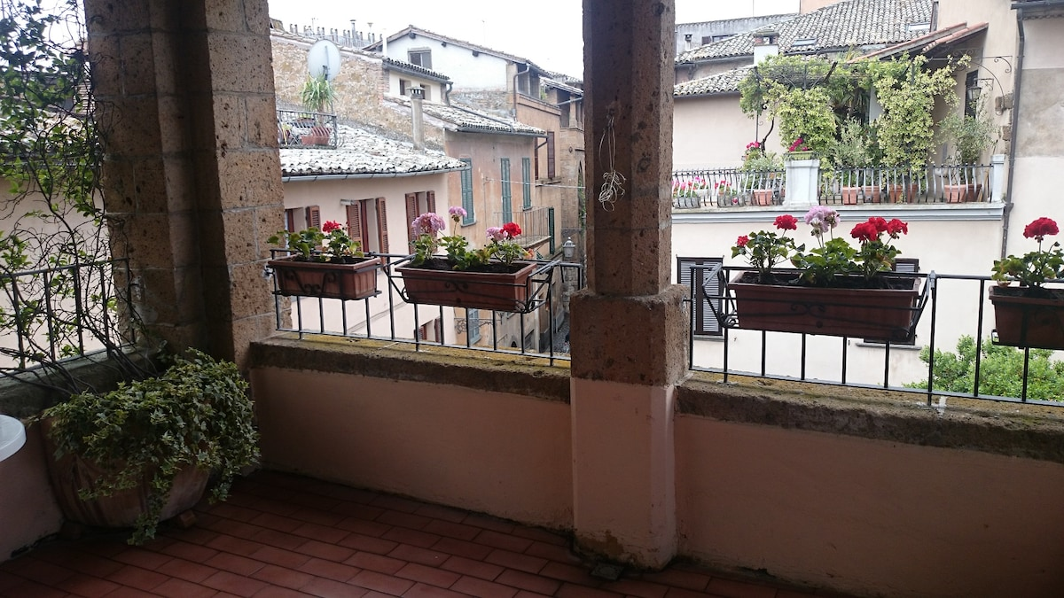 Hill town house-In centro a Orvieto