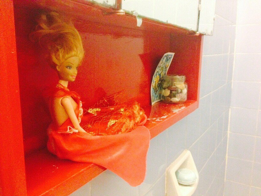 Funky Bathroom!